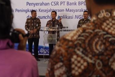 Launching Aplikasi Nglarisi Tingkatkan Penghasilan Masyarakat Kota Jogja