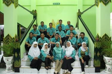 Batik Jumputan, Shibori, Eco Printing Icon Baru di Lingkungan Pemerintah Kota Jogja