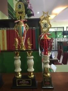 Dalbang kalahkan Dominasi Satpol PP dan PDAM dalam Cabang Olahraga Bulutangkis Porkar Pemkot Jogja