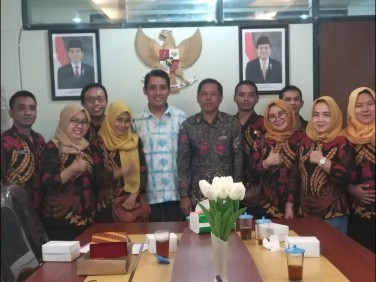 Kabupaten Bangkalan Study Banding ke Dalbang