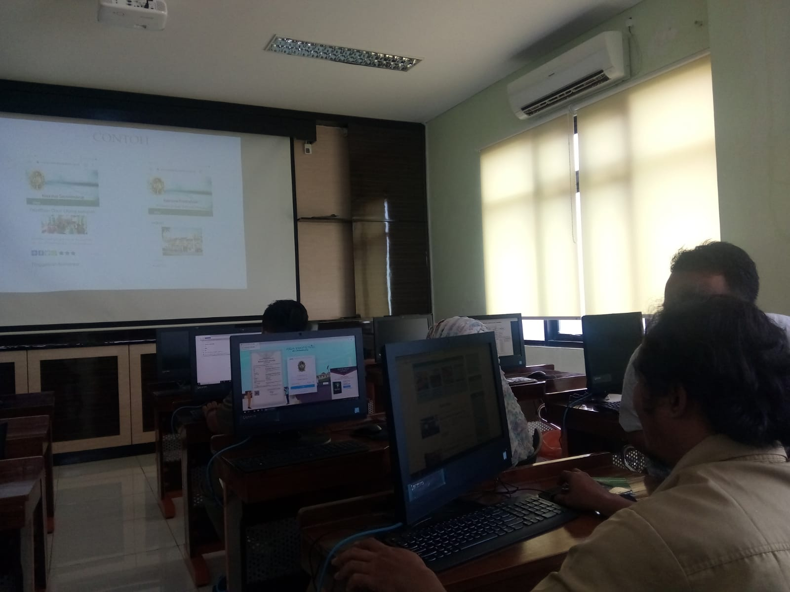 Website Bekal utama di Era Digital