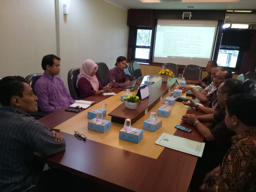 Kabupaten Tulungagung Studi Banding ke Dalbang Setda kota Yogya