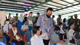 Vaksinasi Anak 12-18 Tahun di Kota Yogyakarta Sudah Dimulai